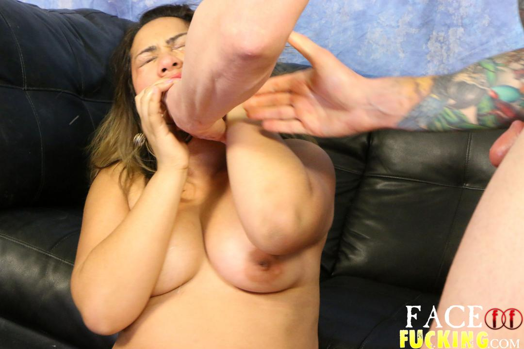 Biggest dildo in porn