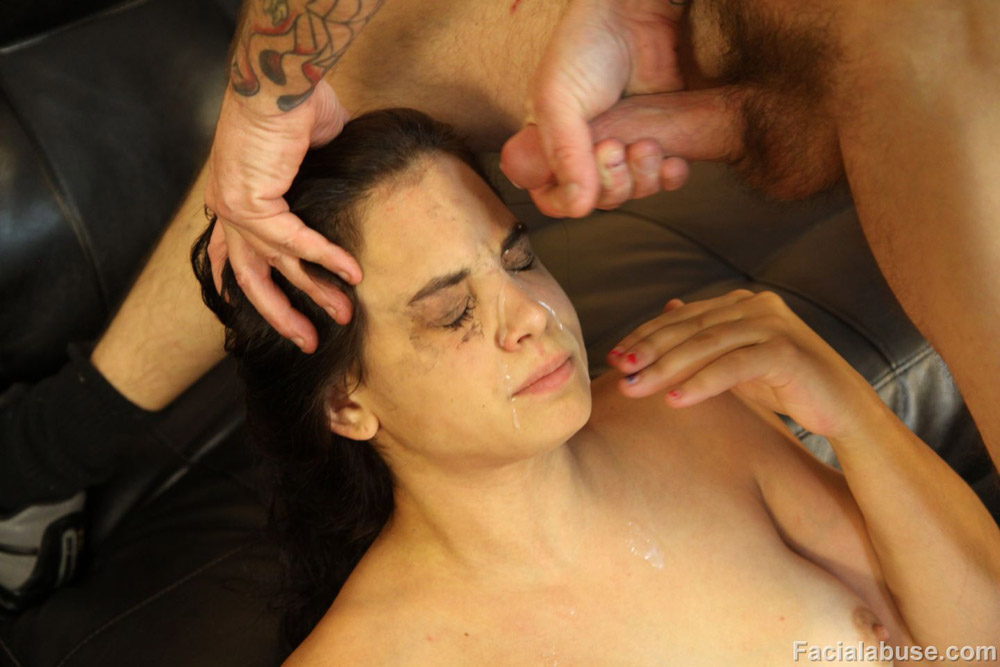Facial Abuse Gia Love