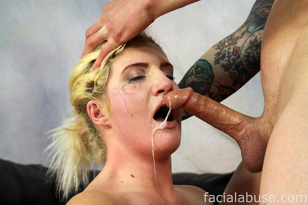 Facial Abuse Holly North