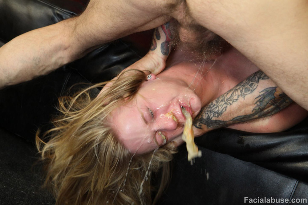 Facial Abuse Jolee 2
