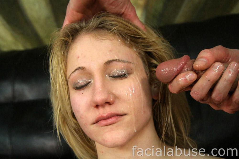 Facial Abuse Kalie Wills