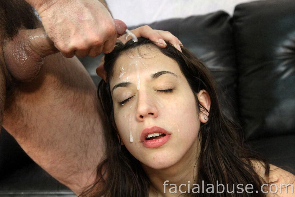 Facial Abuse Logan Sinns 2