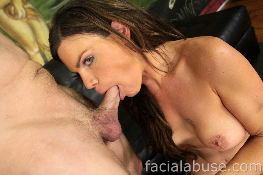 Facial Abuse Molly Madison