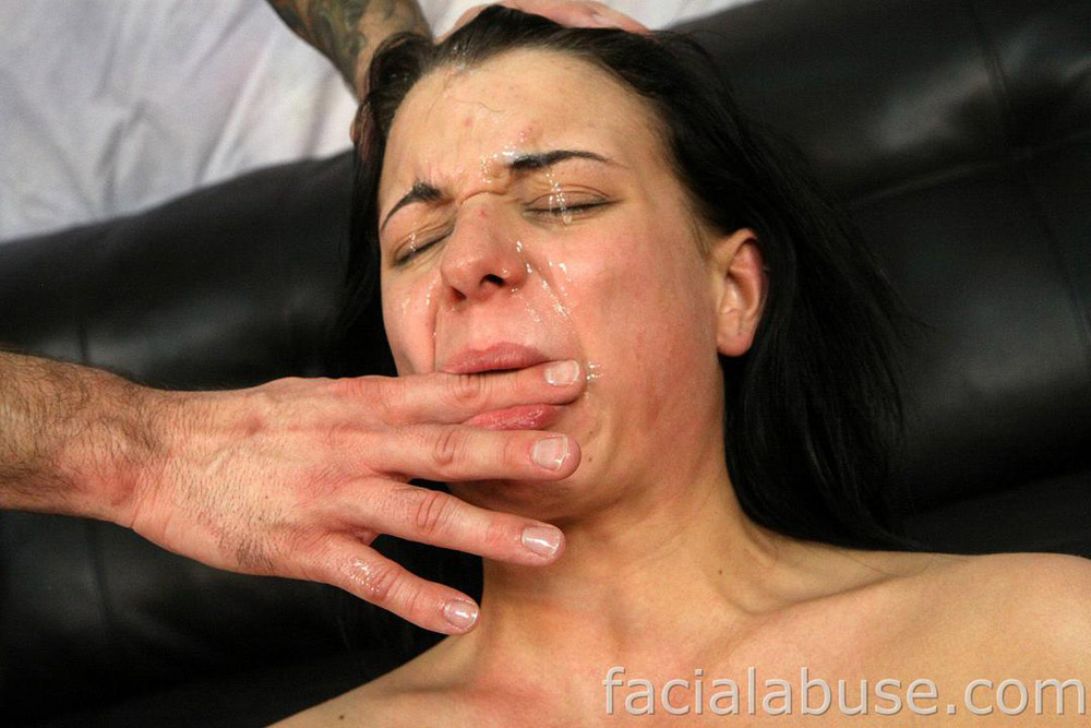 Facial Abuse Riley 2
