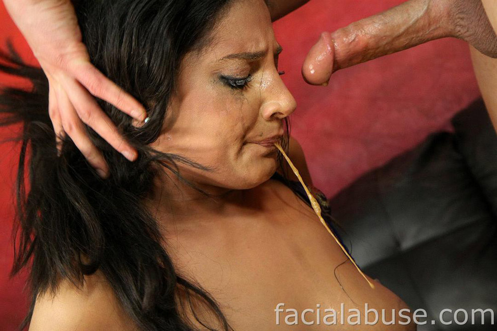 Facial Abuse Stella Bella